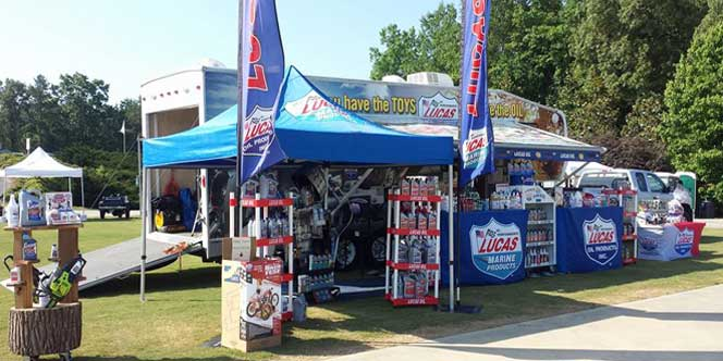 Lucas Oil PowerSports Set Up