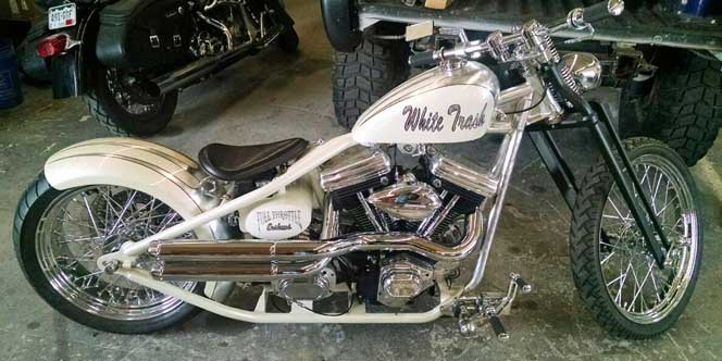 Full Throttle Custom Bikes