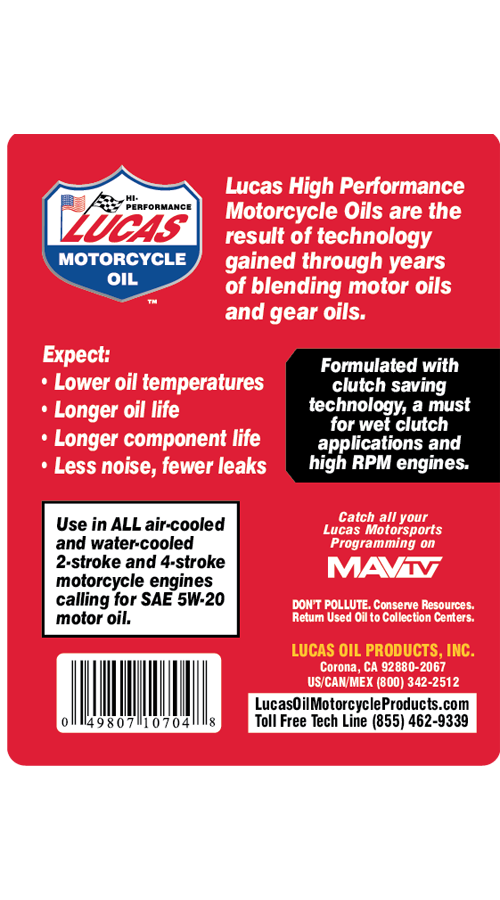 Click to enlarge image 10704_5W-20QT_Label.png