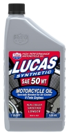 Lucas Synthetic V-Twin Engine Oil